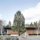 Дом Феникс (Phoenix House) в Канаде от Alain Carle Architecte.