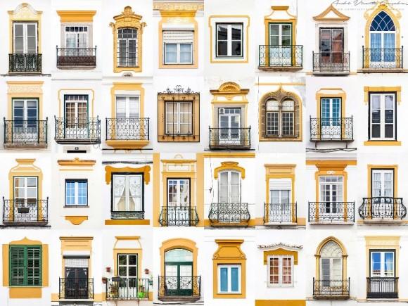 Windows of the World - Evora, Portugal