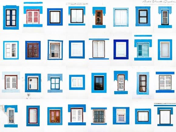 Windows of the World - Santa Susana, Portugal
