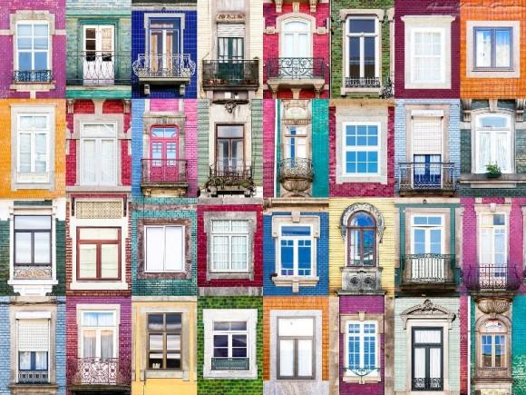 Windows of the World - Porto, Portugal