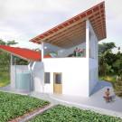 Волонтёрский дом (Yantalo Volunteer House) в Перу.