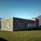 Дом АП (AP House) в Италии от Rocco Borromini.