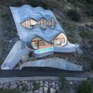 Дом Акантиладо (Casa Acantilado) в Испании от Pablo Gil and Jaime Bartolome.