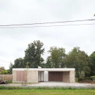 Дом CW (House CW) в Бельгии от Wim Heylen.