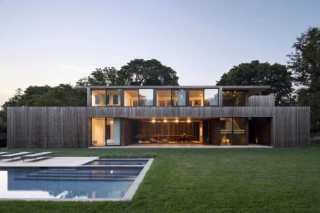 Новые деревянные дома