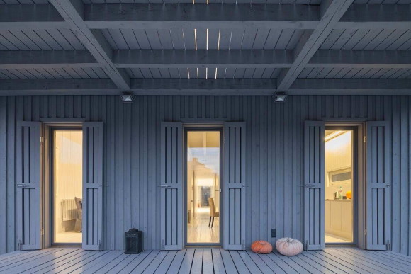 Дом для архитектора в Подмосковье