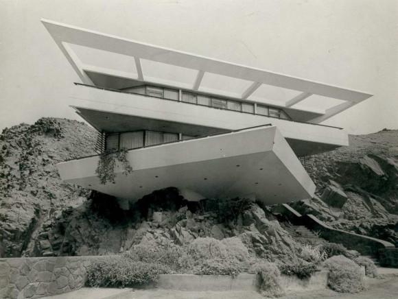 Дом Фернандини (La Casa Fernandini) в Пер, от Walter Weberhofer.