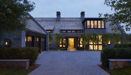 Дом класса люкс (Luxury Home) в США от Martha O'Hara Interiors.