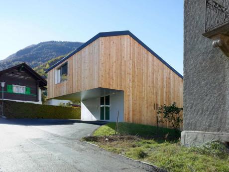 Городское шале в Швейцарии