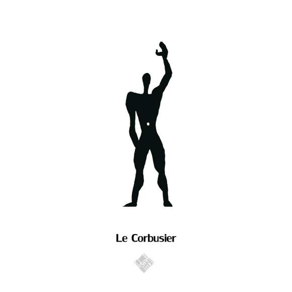 Архитектор из Нью-Йорка Ноор Макия (Noor Makkiya) собрала коллекцию человеческих фигурок, созданных для архитектурной визуализации известными художниками и архитекторами, от Леонардо да Винчи до Ле Корбюзье и Гери.