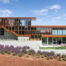 Резиденция Видалакис (Vidalakis Residence) в США от Swatt | Miers Architects.