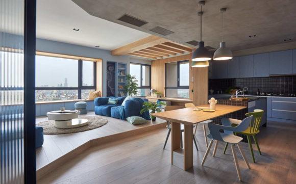 Квартира на Тайване