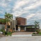 Дом Арбо (Casa Arbo) в Мексике от Matia Di Frenna Muller.