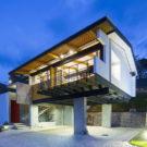 Дом в Ладера (Casa en Ladera) в Коста-Рике от Aarcano Arquitectura.