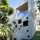Бетонный дом (Concrete House) в Швейцарии от Wespi de Meuron Romeo Architects.