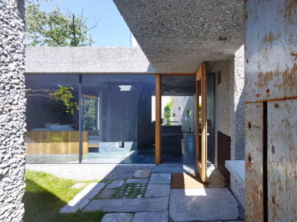 Concrete House 8
