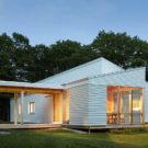 Дом у реки (Cousins River Residence) в США от GO Logic.