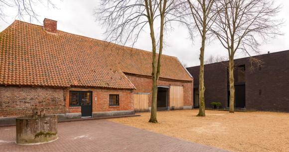Реконструкция фермы в Бельгии