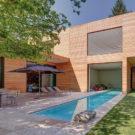 Дом У (House U) в Италии от Marco Carini.