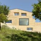 Дом MFG (MFG House) в Швейцарии от Evequoz Ferreira.
