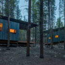 Микро кабины (Micro Cabins) в США от Colorado Building Workshop / University of Colorado Denver.