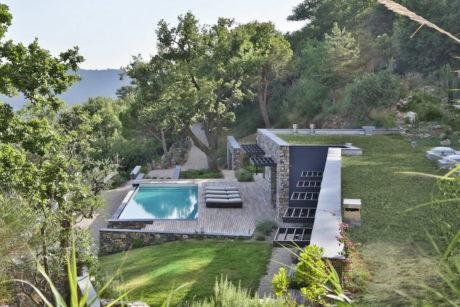Дом-терраса в Италии