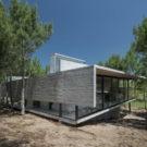 Дом Л4 (Casa L4) в Аргентине от Luciano Kruk.
