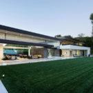 Современный дом в Бель-Эйр (Contemporary House in Bel Air) в США от McClean Design.