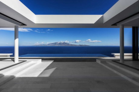 Дом на острове в Греции