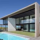 Дом Туатуа (Tuatua House) в Новой Зеландии от Julian Guthrie.