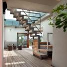 Вертикальный дом (Vertical Home) в Италии от Westway Architects.