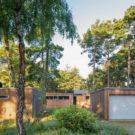 Вилла Ljung (Villa Ljung) в Швеции от Johan Sundberg.