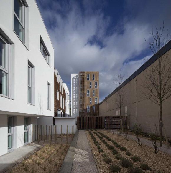 16 Social Housing Units 10