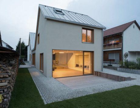 Двойной дом в Германии
