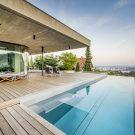 Дом Е (House E) в Австрии от Caramel Architekten.