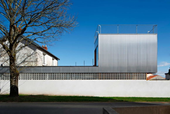 House Extension in Nantes 9