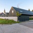 Дом в Тагсдорфе (House in Tagsdorf) во Франции от DeA Architectes.
