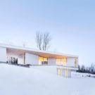 Резиденция Приют (Nook Residence) в Канаде от MU Architecture.