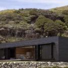 Коттедж Шторм (Storm Cottage) в Новой Зеландии от Fearon Hay Architects.