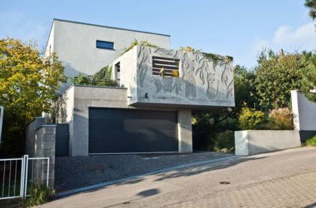 Дом для архитектора в Словакии