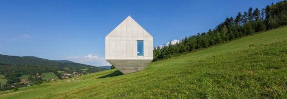 Дача для архитектора в Польше