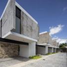 Дом EZ4 (Casa EZ4) в Мексике от P11 Arquitectos.
