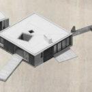 Дом номер 1 (Casa N1 en Curacavi) в Чили от Felipe Combeau и Pablo Alfaro.