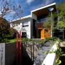 Дом под деревом (Casa bajo el Arbol) в Мексике от Agraz Arquitectos.