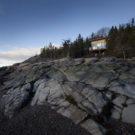 Шале Панорама (Chalet Panorama) в Канаде от Architecture Casa.