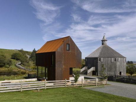 Дачный домик в Канаде