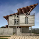 Дом Сепанг (Sepang House) в Малайзии от Eleena Jamil Architect.