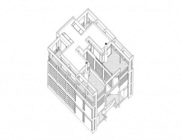 Suburban House Prototype 9