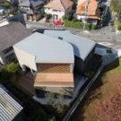 Дом Тритон (Triton House) в Японии от JP architects.