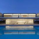 Алюминиевый дом (Aluminum House) в Испании от Fran Silvestre Arquitectos.